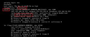 Configure 4G LTE Modems (Linux PC MAC Address)